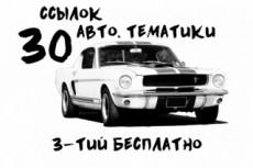 Статейное продвижение. Ручное размещение 11 - kwork.ru