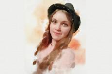 Нарисую CG-портрет по фото 14 - kwork.ru