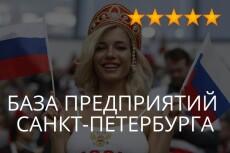 База предприятий Новосибирска 22 - kwork.ru