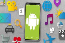 Разработаю мобильное приложение Android на Unity из одного экрана 14 - kwork.ru