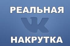 Накручу лайки в ВК 5 - kwork.ru