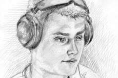 Нарисую персонажа в собственном стиле 24 - kwork.ru