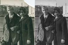 Профессиональная реставрация старых фотографий 10 - kwork.ru