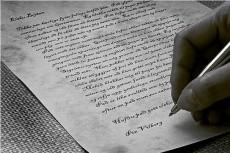 перепечатаю рукописный текст 4 - kwork.ru