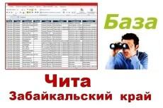 База компаний Санкт-Петербурга для обзвона и рассылок 19 - kwork.ru