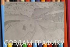 Нарисую что-нибудь позитивное 9 - kwork.ru