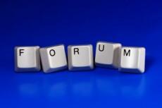 Напишу 10 комментариев на форуме или сайте 8 - kwork.ru