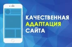Сделаю копию landing page 4 - kwork.ru