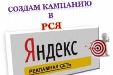Настройка Яндекс. Директ - Поиск - Сертифицированный специалист 27 - kwork.ru