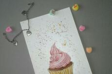 Создам макет поздравительной открытки 8 - kwork.ru