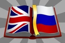 Переведу текст любой тематики с английского на русский 23 - kwork.ru