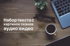Корректура и редактирование текстов 15 - kwork.ru