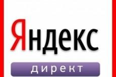 Настройка Яндекс Директ + бонус настройка метрики 4 - kwork.ru