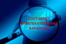 Составлю красивое и эффективное резюме 8 - kwork.ru