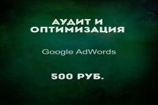 Аудит Ваших РК в Google Adwords 12 - kwork.ru