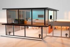 3D-модель инструмента, торговой площадки или небольшого дома 12 - kwork.ru