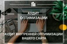 Внутренняя оптимизация + skype-консультация 8 - kwork.ru