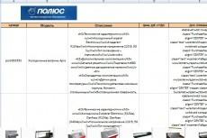 Парсер кондиционеров с сайта http://hotline.ua 5 - kwork.ru