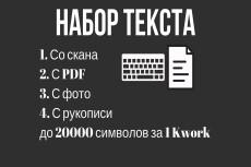Рерайт. Делаем новые и оригинальные тексты 15 - kwork.ru