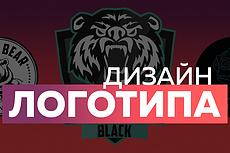 Разработаю логотип 35 - kwork.ru