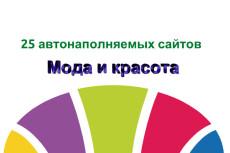 Продам три строительных портала 11 - kwork.ru