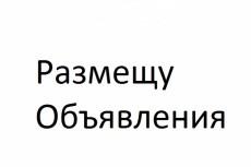 напишу описание 3 - kwork.ru