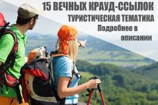 2 спорт сайта, вечные ссылки 32 - kwork.ru