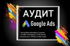 Проведу Аудит и дам рекомендации по улучшению в Google Adwords 7 - kwork.ru