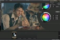 цветокоррекцию 2-х видео 3 - kwork.ru