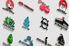 Отрисую логотип по Вашему эскизу. Качественно 22 - kwork.ru