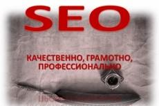 Напишу для Вас уникальный контент (копирайтинг, рерайтинг, SEO) 13 - kwork.ru