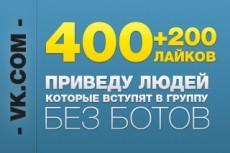 Расскажу о Вас в собственных группах в соц. сетях. ВКонтакте + другие 49 - kwork.ru