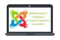 добавлю 20 позиций в мебельный интернет-магазин 7 - kwork.ru