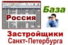 База директоров компаний Москвы. Все 100% с email 27 - kwork.ru
