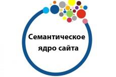 Семантическое ядро до 700 ключей, + расчет конкурентности в выдаче KEY 18 - kwork.ru
