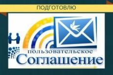 Разработаю Устав компании 6 - kwork.ru