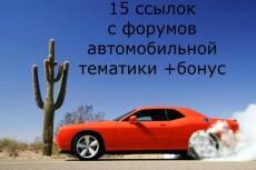 Проставлю 25 ссылок в профиле на сайт с трастовых форумов 4 - kwork.ru