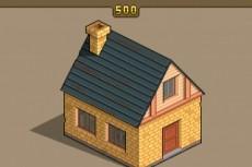 Пиксельная графика для игр. Элементы интерфейса 17 - kwork.ru