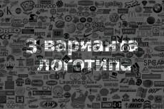 Создам уникальный логотип в векторе 17 - kwork.ru