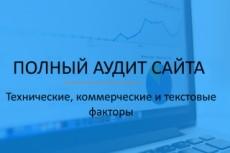 Ручной аудит сайта + план продвижения для выхода в ТОП Яндекс И Google 28 - kwork.ru