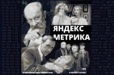 Установлю счётчики на сайт 22 - kwork.ru