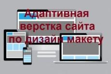 Дизайн и адаптивная верстка email-письма для рассылки 12 - kwork.ru