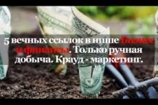 Семь вечных, уникальных ссылок с моих форумов 28 - kwork.ru