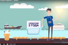 рекламный мультик для вашего проекта 6 - kwork.ru