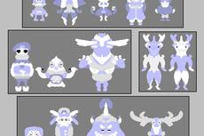 Нарисую персонажа/концепт персонажа для Вас или Вашей игры 25 - kwork.ru