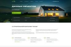 Редизайн 1 страницы сайта 12 - kwork.ru