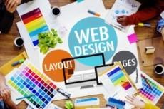 Проектирование и дизайн сайта 41 - kwork.ru