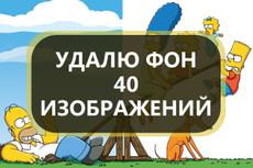 Замена и удаление фона на фотографиях 25 - kwork.ru