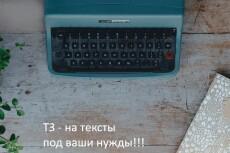 10 SEO ТЗ на продвигающий текст для вашего сайта для 10 страниц 11 - kwork.ru