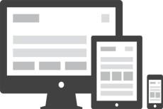 Верстка на Bootstrap 3 - kwork.ru